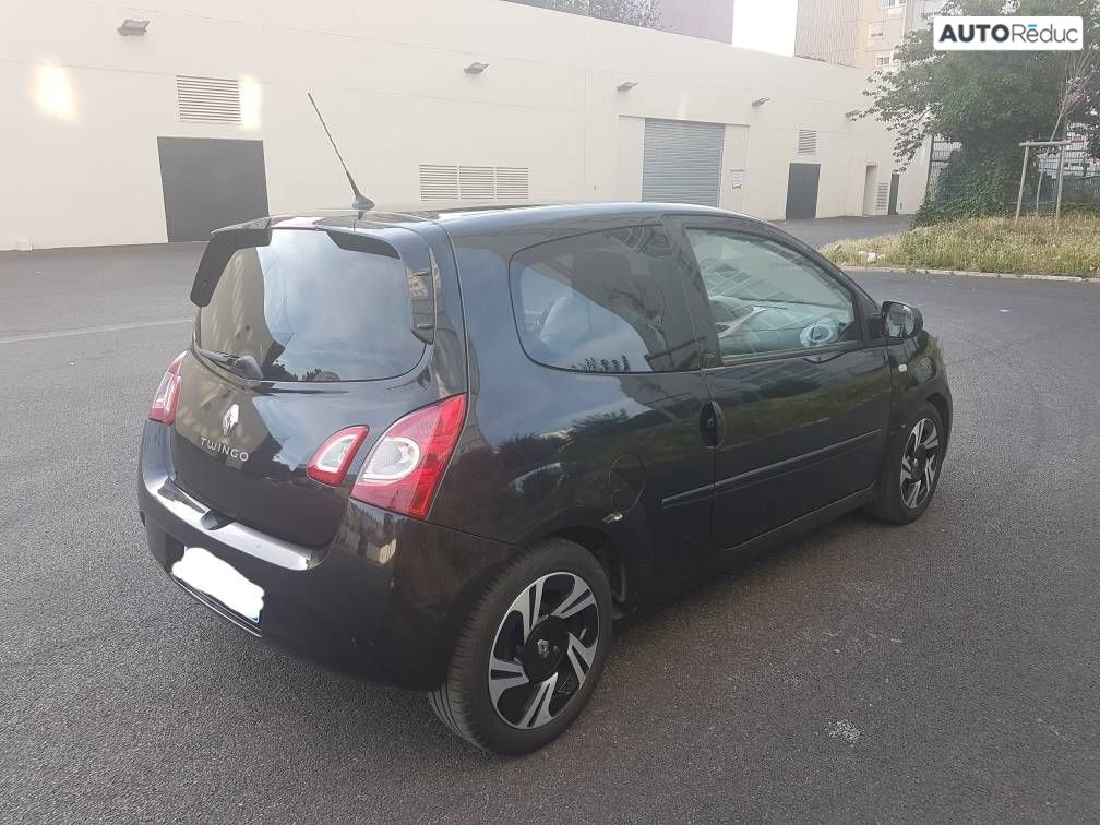 Renault Twingo ll 1.2 L Initial 2012