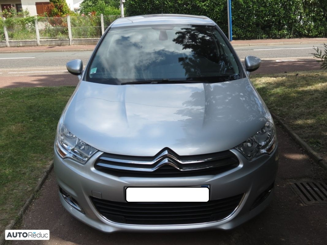 Citroen C4 II Exclusive 2013