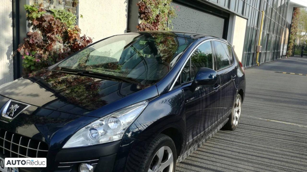 Peugeot 3008 Premium 2010