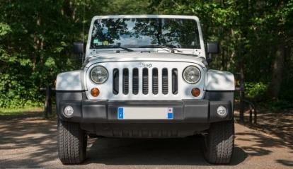 Jeep Wrangler 2.8 Sahara 2011