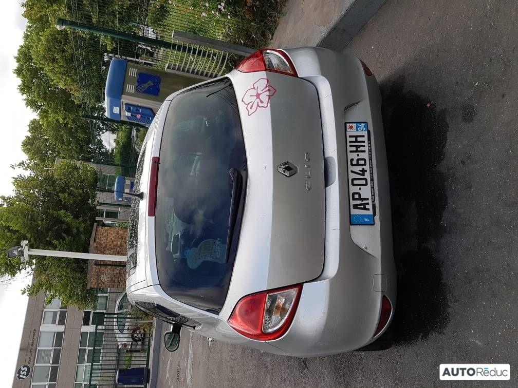 Renault Clio III 2010