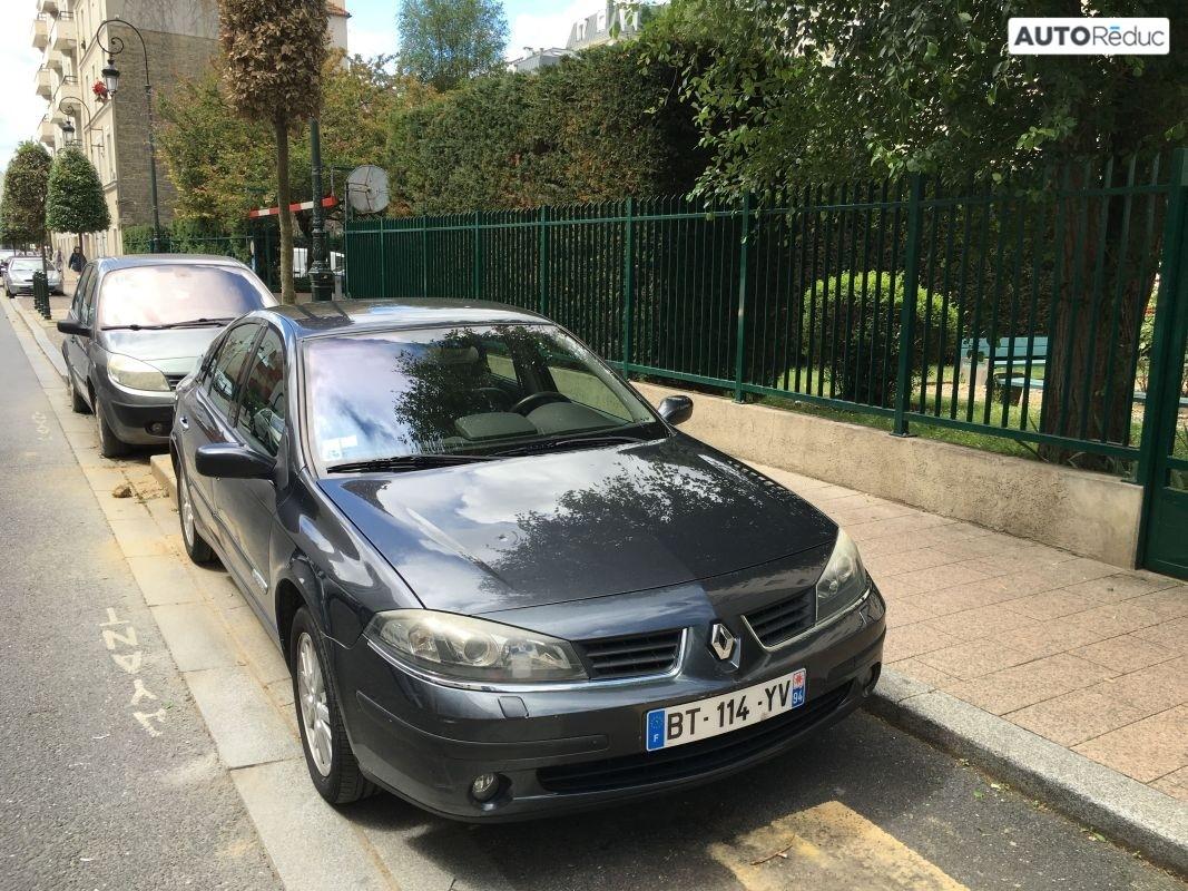 Renault Laguna II 2.0 dCi Phase 2 2006