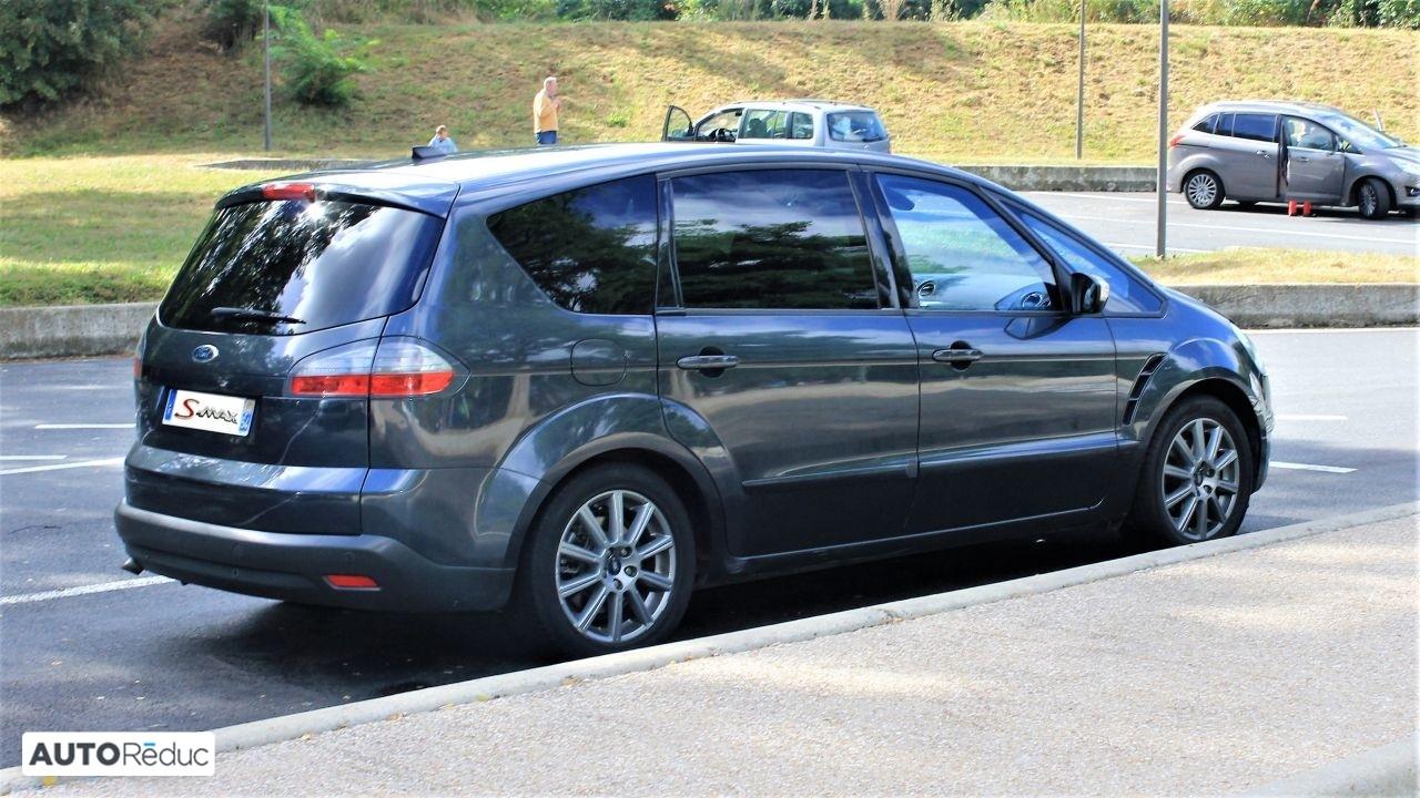 Ford S-MAX 2.0 TDCI Titanium 2008