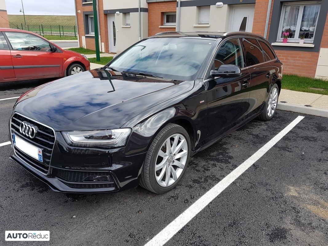 Audi A4 2.0 TDI Ambition Luxe 2014