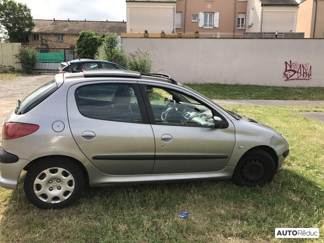 Peugeot 206 1.4 HDI 2004