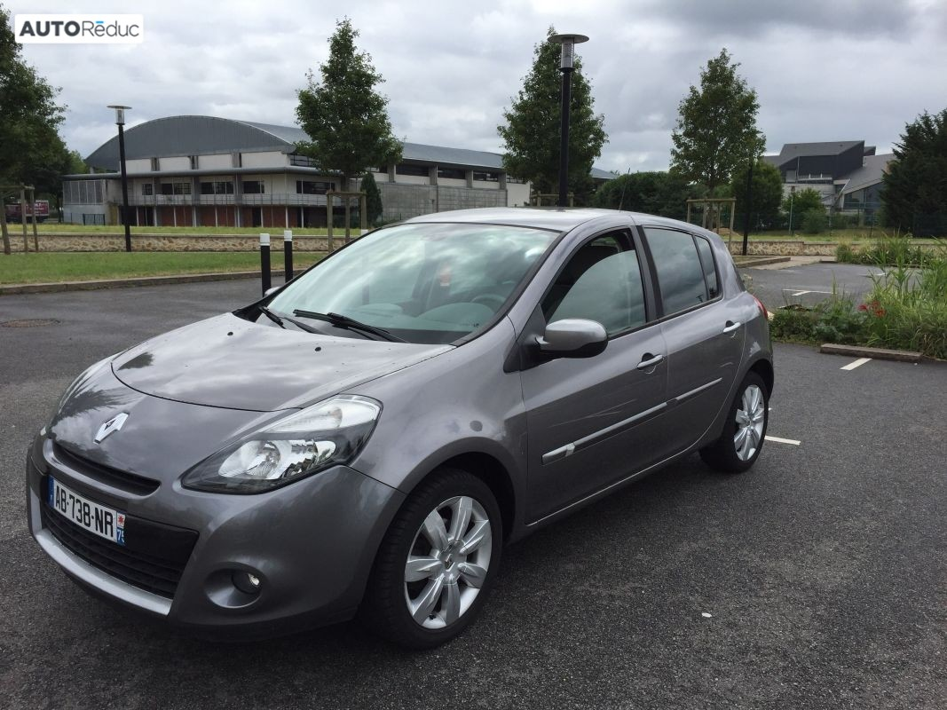 Renault Clio III 1.5 dCi Exception 2009