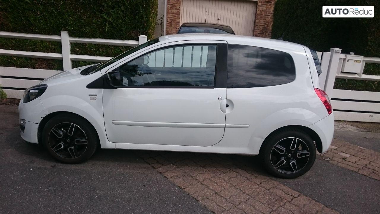 Renault Twingo II 1.2 L 2014