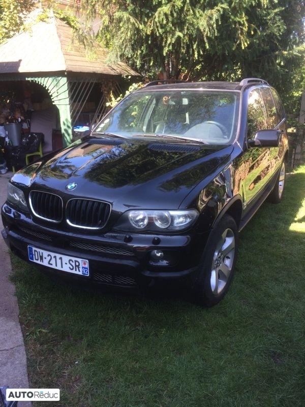 BMW X5 3.0D Phase 2 2004
