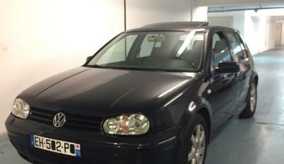 Volkswagen Golf IV V6 2000
