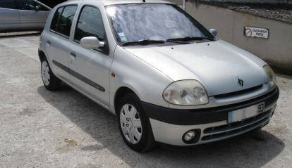 Renault Clio II 1.4 L Extrême 2001