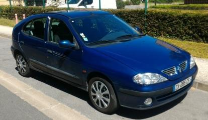 Renault Mégane 1.9 dCi 2001