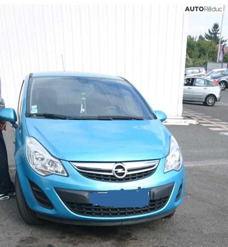 Opel Corsa Edition Limité 2011