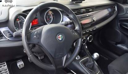 Alfa Roméo Giulietta 2.0 JTDm 140 S&S Distinctive