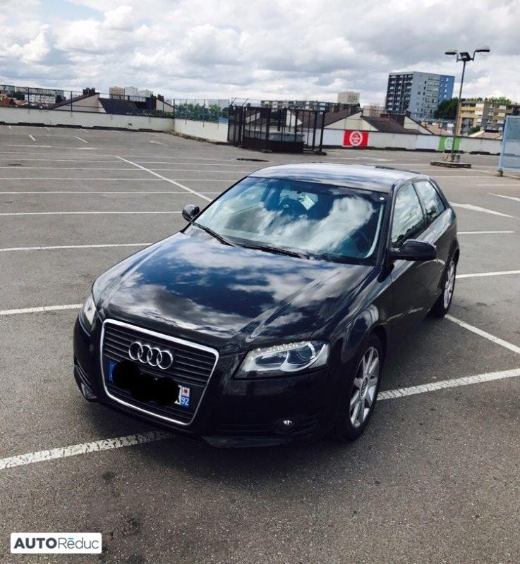 Audi A3 1.6 L TDI 2011