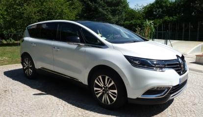 Renault Espace 5 Initiale 1.6 dCi 2016