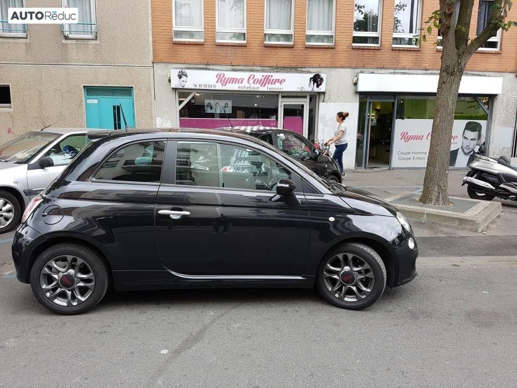 Fiat 500 S 2015