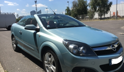 Opel Astra Coupé cabriolet twintop 1.9 CDTI 2009