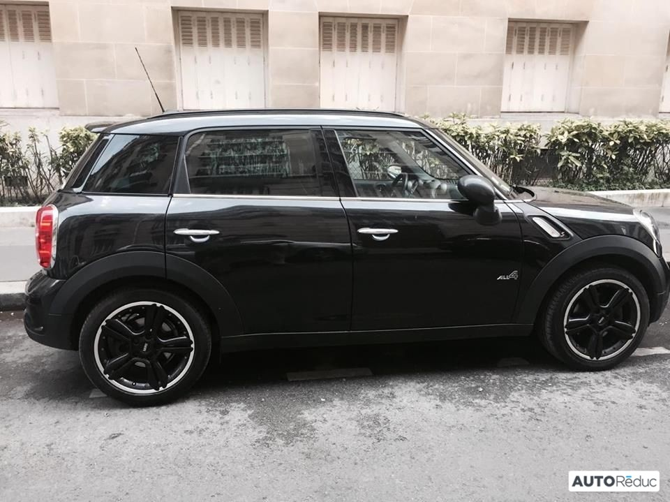 Mini Countryman SD ALL 4 Pack Luxe 2013