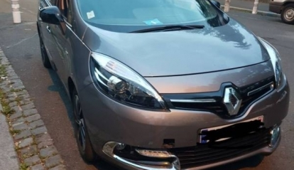 Renault Grand Scenic III Edition Bose Energy 2014