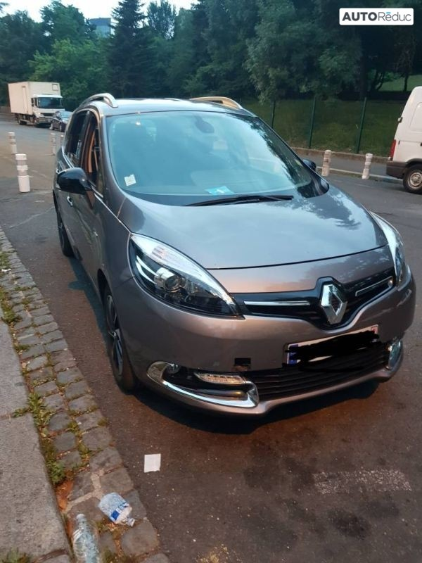 Renault Grand Scenic III Edition Bose Energy 2014