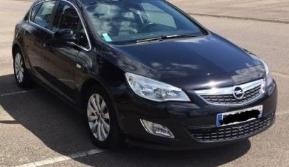 Opel Astra CDTI Cosmo 2011
