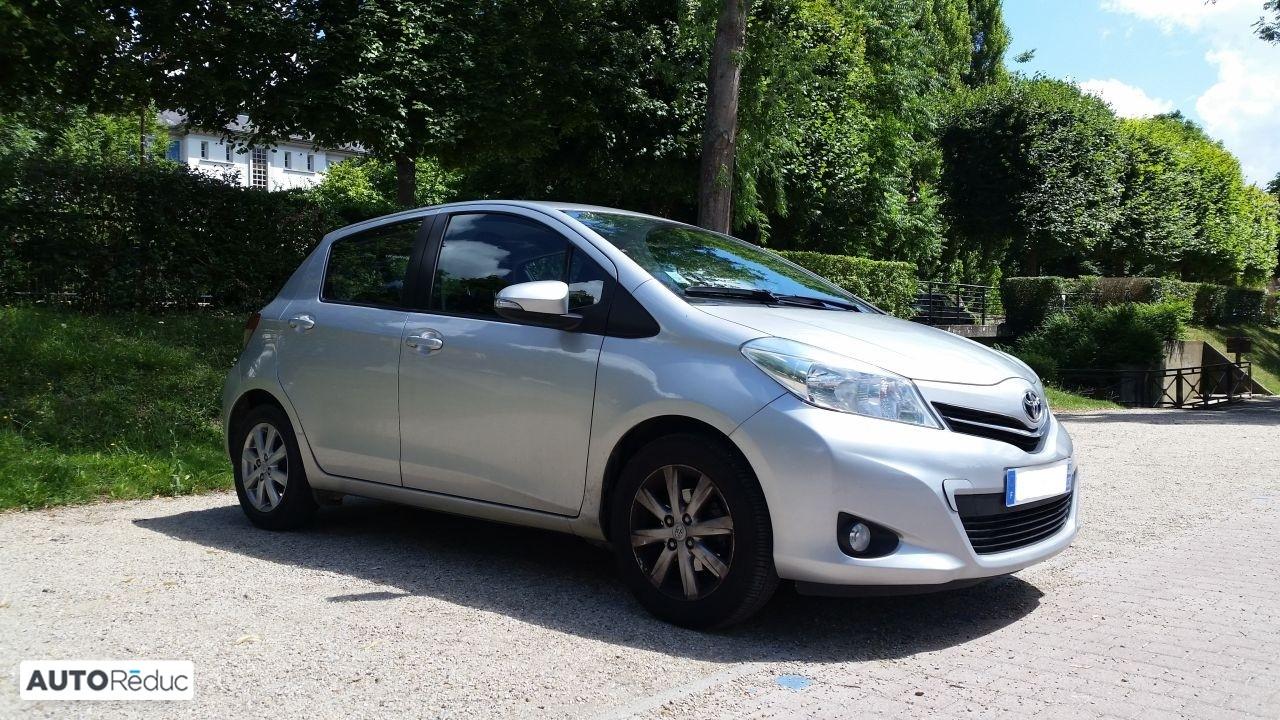 Toyota Yaris 69 VVTI Tendance 2014