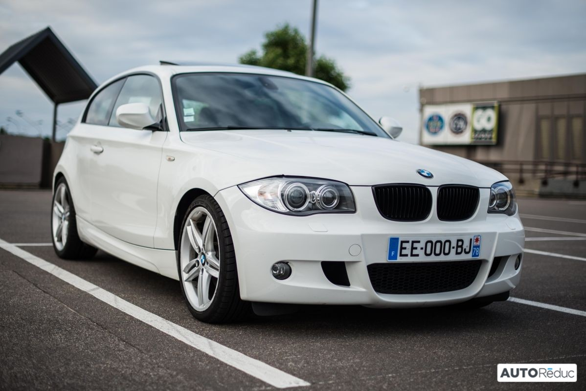 BMW Serie 1 118D 2012