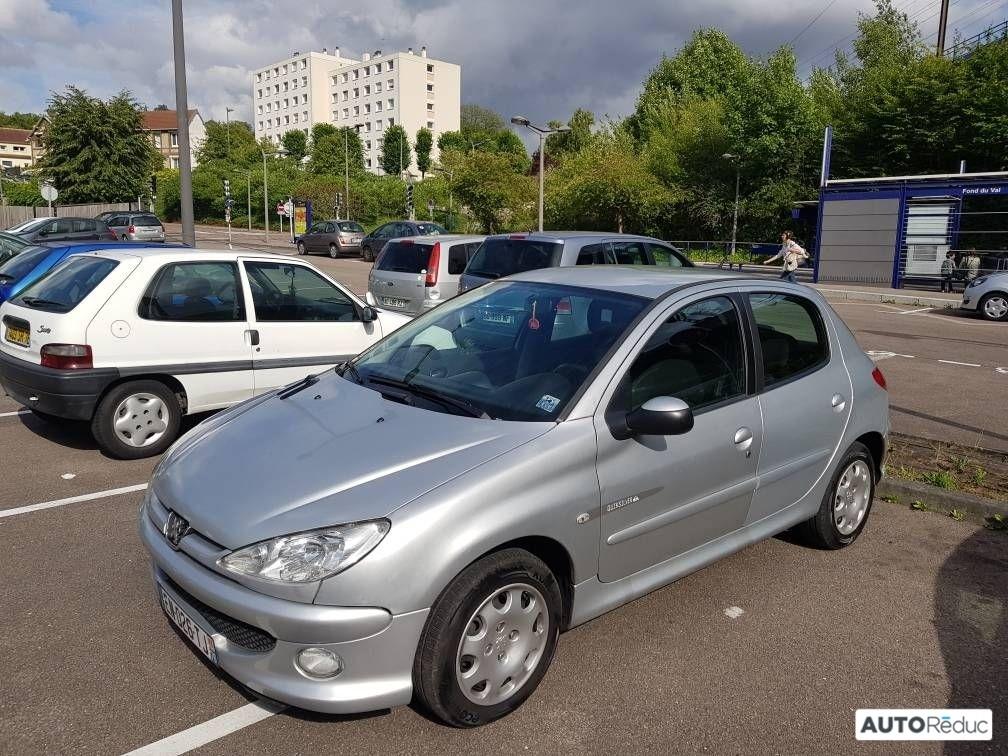 Peugeot 206 1.4 HDI 2007