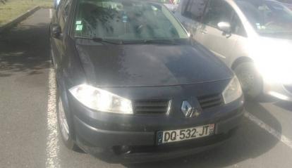 Renault Megane II 1.5 dCi 2005