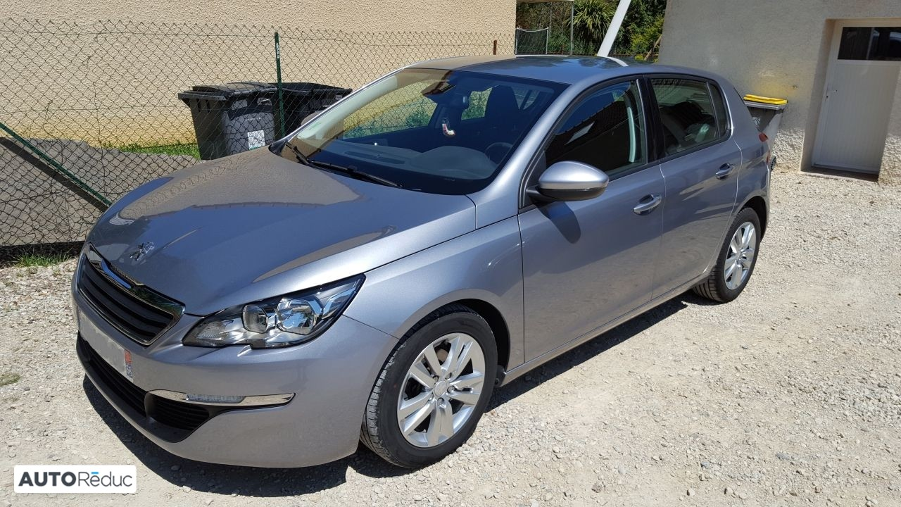 Peugeot 308 1.6 HDI Active 2015
