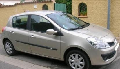 Renault Clio III 1.5 dCi 2009