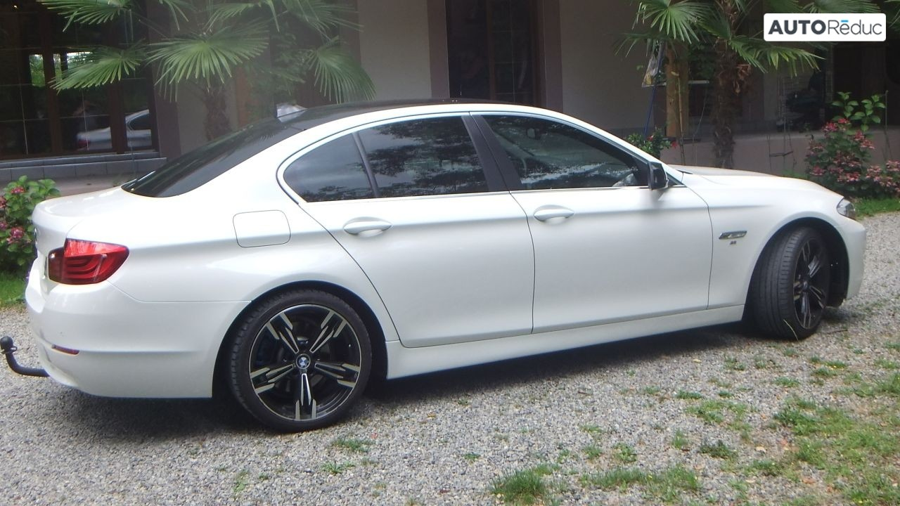 Bmw Serie 5 520D 2012