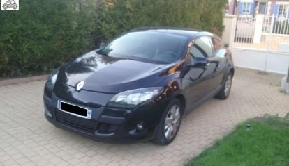 Renault Megane 3 Coupé