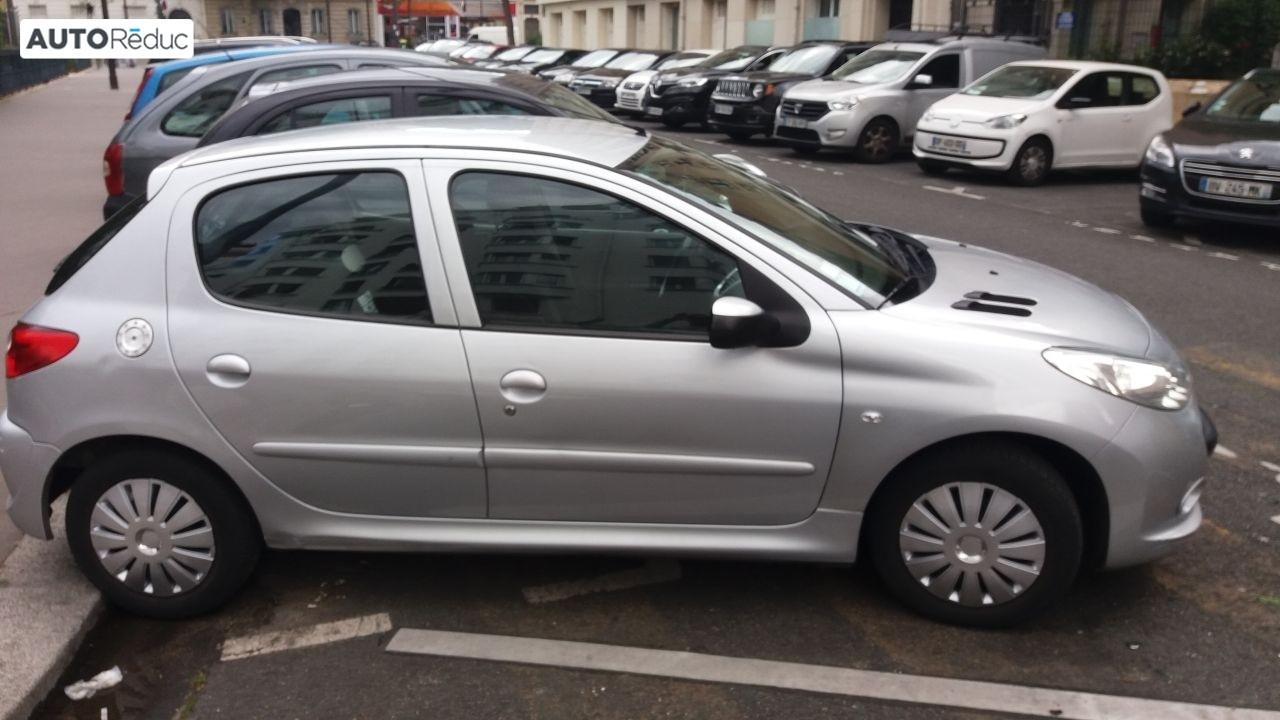 Peugeot 206+ 1.4 HDI 2009