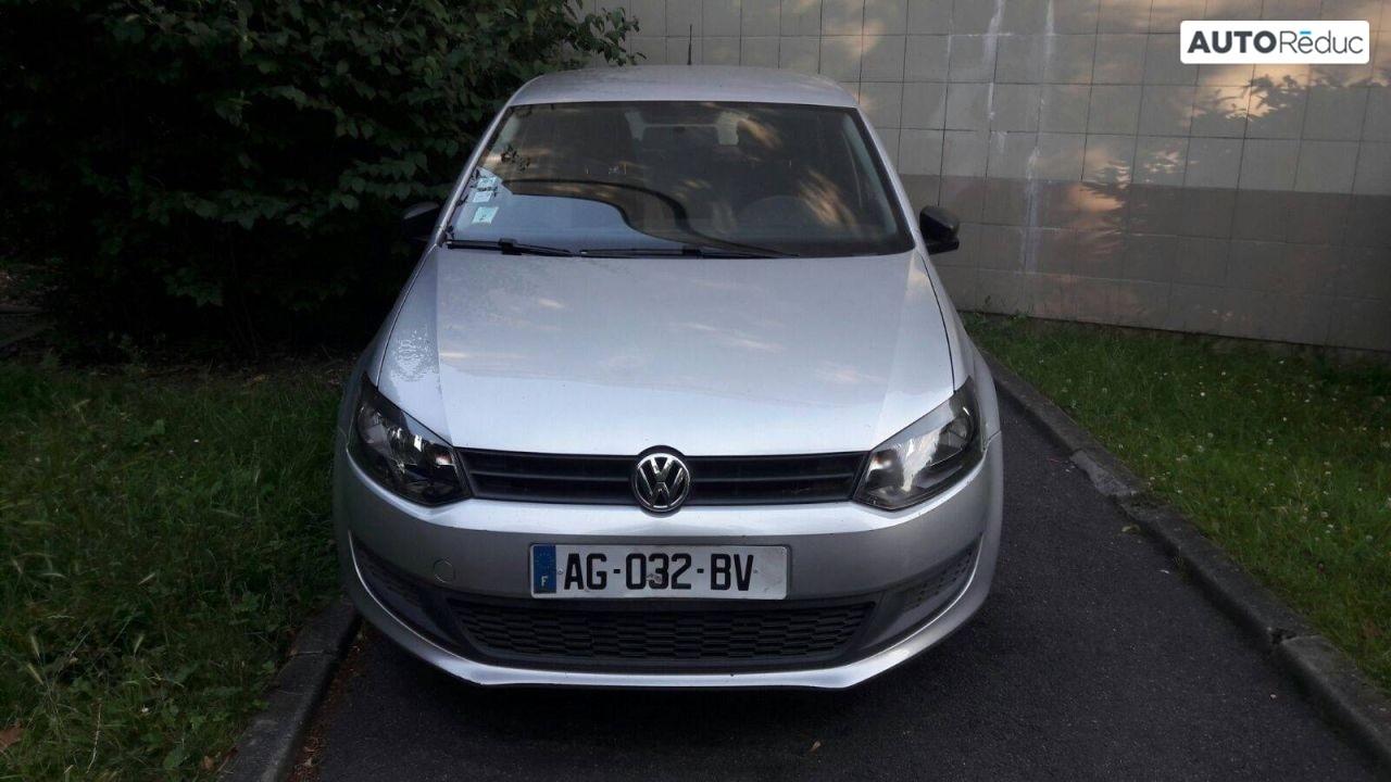 Volkswagen Polo VI 2009