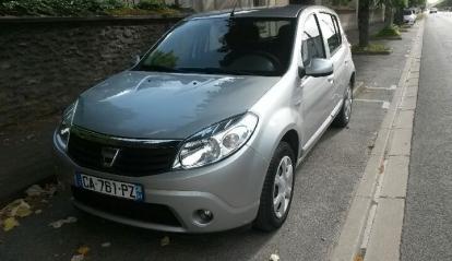 Dacia Sandero 1.5 dCi 2012