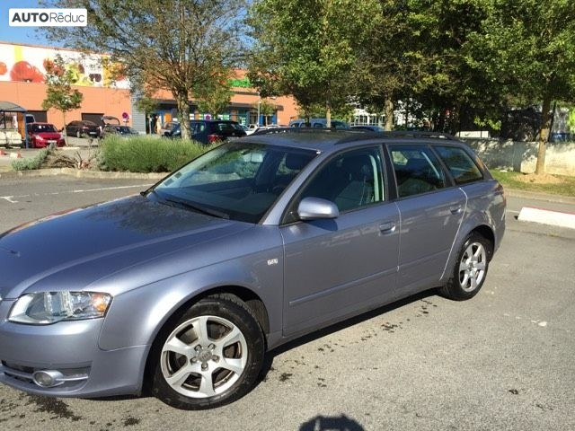 Audi A4 Break 2.0 TDI Ambition 2005