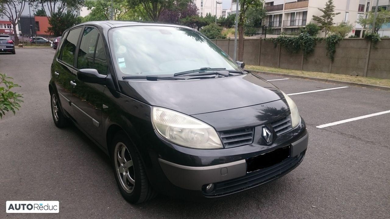 Renault Scenic dCi Luxe Privilège 2005