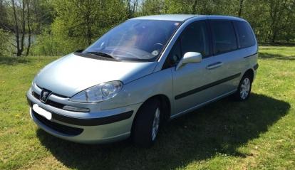 Peugeot 807 2.2L HDI ST 2003