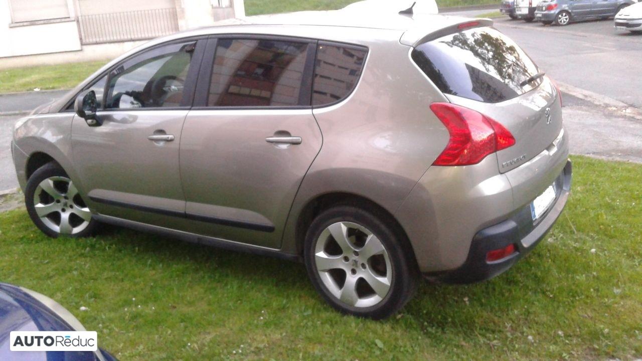 Peugeot 3008 1.6 HDI 2011