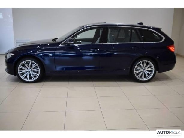 Bmw Serie 3 318 Touring 2013