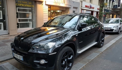 BMW X6 40 D Xdrive Pack Luxe 2012