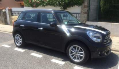 Mini Countryman Cooper D 1.6 L 2015