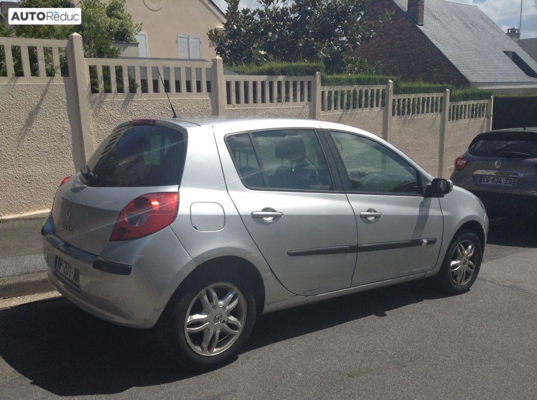 Renault Clio 3 Pack Confort 2008