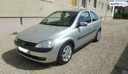 Opel Corsa C GSI 2001