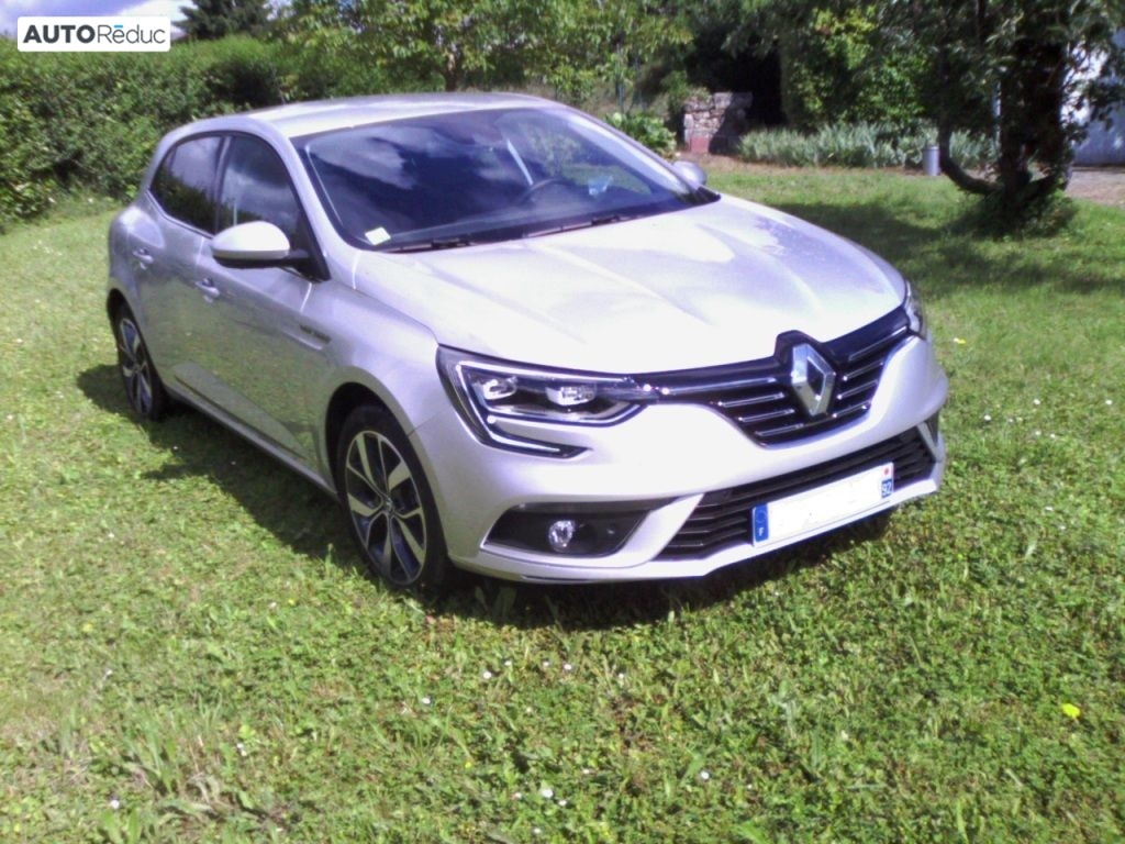 Renault Mégane Intens TCE 2016