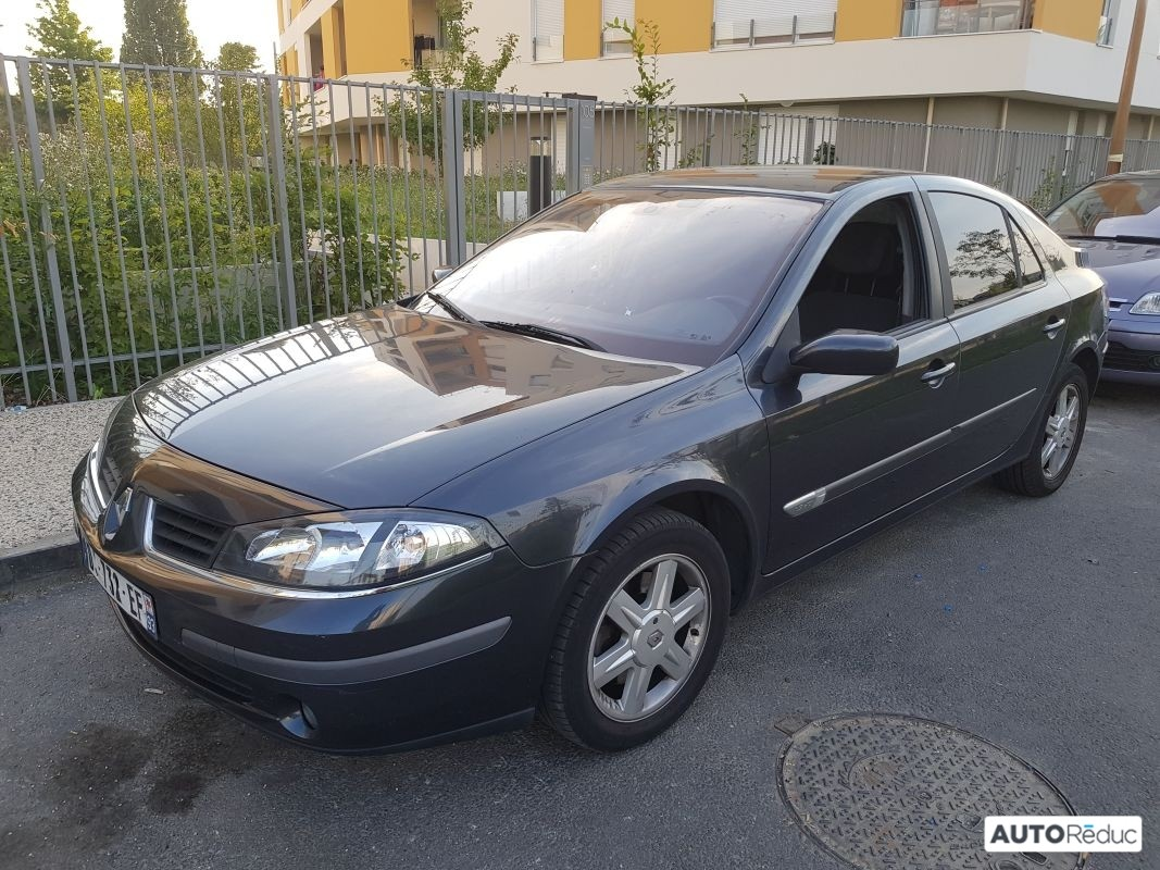 Renault Laguna II 1.9 dCi 2007