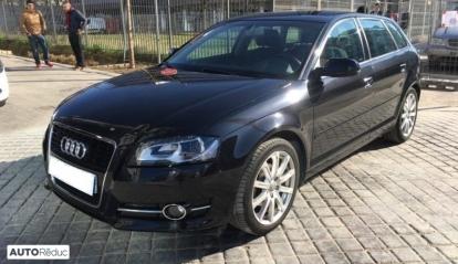 Audi A3 Sportback 1.6 TDI Design Edition 2012