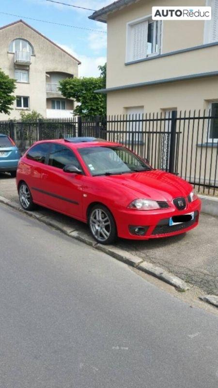 Seat Ibiza Cupra TDI Phase 2 2007