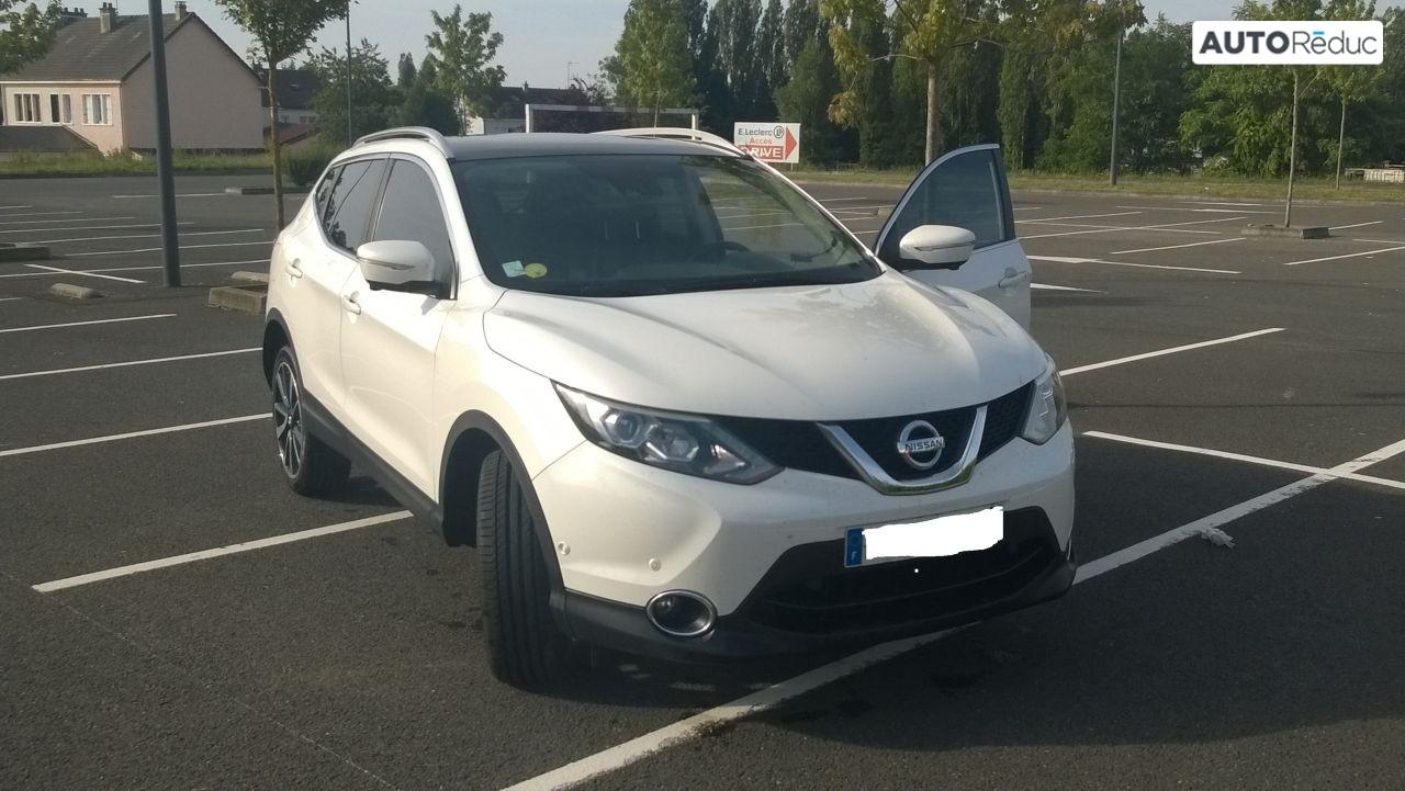 Nissan Qasqhai 2 dCi Teckna 2014